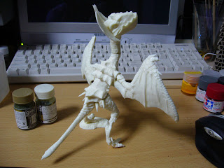 イヤンクック (Garage kit Monster Hunter Yian Kut-Ku) - 1