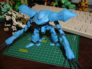 ハイゴッグ (BANDAI GUNDAM 0080 War In the pocket Hi-Gogg) - 1