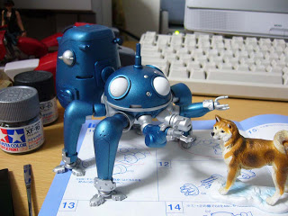 攻殻機動隊 タチコマ (WAVE Ghost In The Shell S.A.C. 2nd GIG TACHIKOMA)