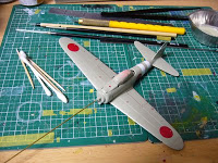 Finemolds 1/72 零戦 二一型 -05 (Zero Fighter Type 21 -05)