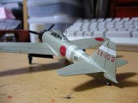 Finemolds 1/72 零戦 二一型 -14 (Zero Fighter Type 21 -14)