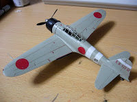 Finemolds 1/72 零戦 二一型 -13 (Zero Fighter Type 21 -13)