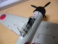 Finemolds 1/72 零戦 二一型 -12 (Zero Fighter Type 21 -12)