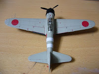 Finemolds 1/72 零戦 二一型 -11 (Zero Fighter Type 21 -11)