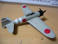 Finemolds 1/72 零戦 二一型 -08 (Zero Fighter Type 21 -08)