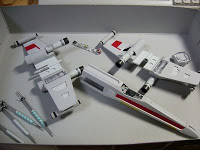 Finemolds 1/72 スターウォーズ Xウィング -03 (Star Wars X-Wing Fighter -03)