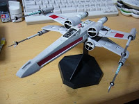 Finemolds 1/72 スターウォーズ Xウィング -10  (Star Wars X-Wing Fighter -10)