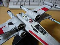 Finemolds 1/72 スターウォーズ Xウィング -07  (Star Wars X-Wing Fighter -07)