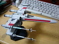 Finemolds 1/72 スターウォーズ Xウィング -05  (Star Wars X-Wing Fighter -05)