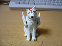 大神 アマテラス (Amaterasu OKAMI CAPCOM Garage kit) -03